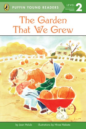The Garden That We Grew (Puffin Young Readers, Level 2) the muddy sheep young explorers level 2