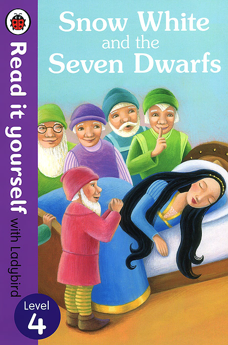 Snow White and the the Seven Dwarfs: Level 4 музыка cd dvd 3cd 2dvd t