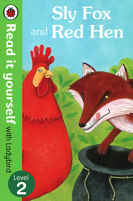 Sly Fox and Red Hen: Level 2 sly fox and red hen activity book level 2