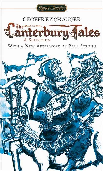 The Canterbury Tales: A Selection canterbury tales nce