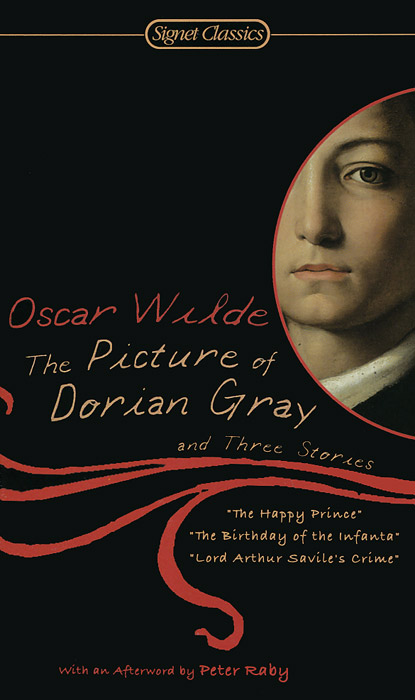 The Picture of Dorian Gray and Three Stories picture of dorian gray