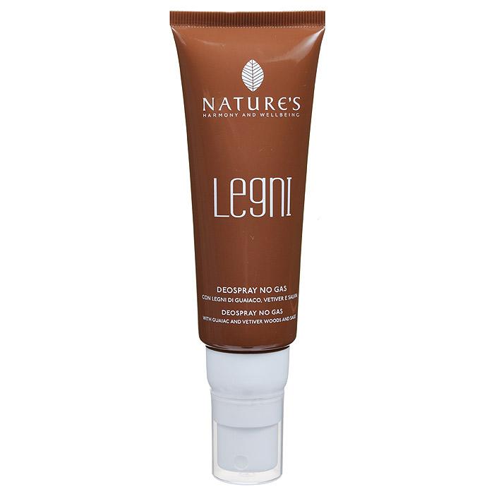 Natures Дезодорант Legni, мужской, 75 мл60190902Дезодорант для тела обеспечивает комфорт и свежесть надолго. Эффективно воздействует на патогенную флору, освежает и дарит ощущение благополучия. Отсутствие спирта, солей алюминия и других антиперспирантных агентов гарантирует идеальное состояние даже самой чувствительной кожи. Не оставляет пятен. Характеристики:Объем: 75 мл. Артикул: 60190902. Производитель: Италия. Товар сертифицирован.