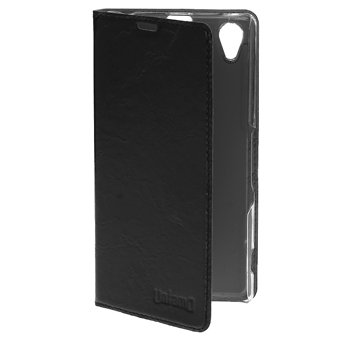 Untamo Timber чехол для Sony Xperia Z1, Black (UTIMBSZ1BL) стоимость