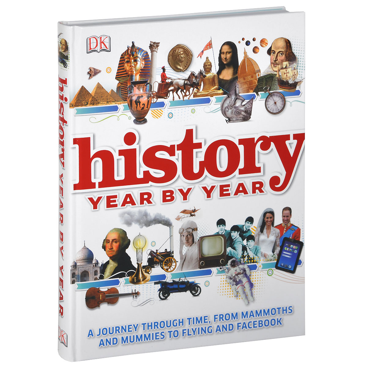 History Year by Year king john and magna carta a ladybird adventure from history book