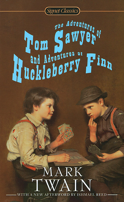 The Adventures of Tom Sawyer and Adventures of Huckleberry Finn купить