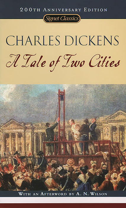 A Tale of Two Cities a tale of two cities