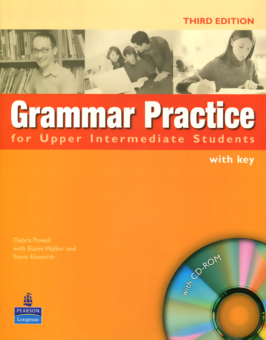 Grammar Practice: Upper-intermediate: Student Book (+ CD-ROM) powell m in company upper intermediate 2nd edition student book cd rom cef liver в2 с1