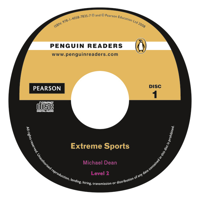 Penguin Readers New Edition Level 2 Extreme Sports, Book/CD Pack evans v new round up 2 teacher's book грамматика английского языка russian edition with audio cd 3 edition