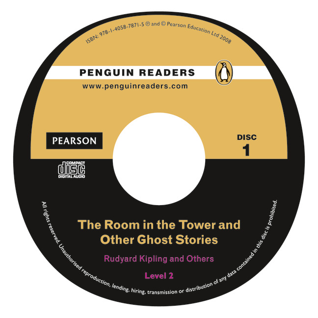 Penguin Readers New Edition Level 2 Room in the Tower and Other Ghost Stories, Book/CD Pack evans v new round up 2 teacher's book грамматика английского языка russian edition with audio cd 3 edition