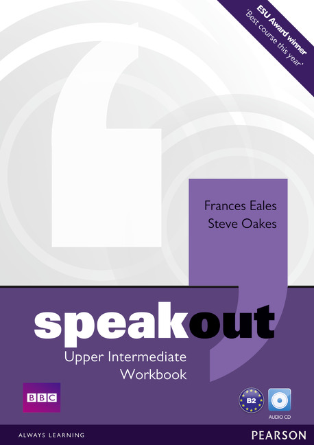 Speakout: Upper-Intermediate: Workbook (+ CD-ROM)
