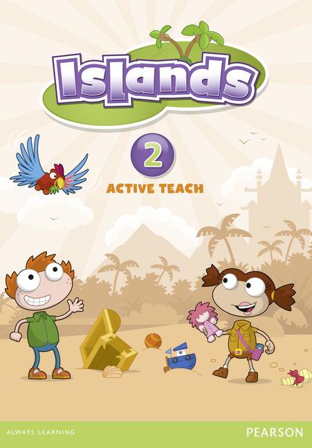 Islands Level 2 Active Teach top secret 2 active teach cdrom