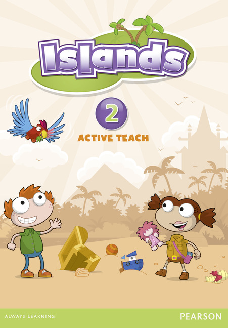 Islands Level 2 Active Teach teach pro физика дистанционное обучение