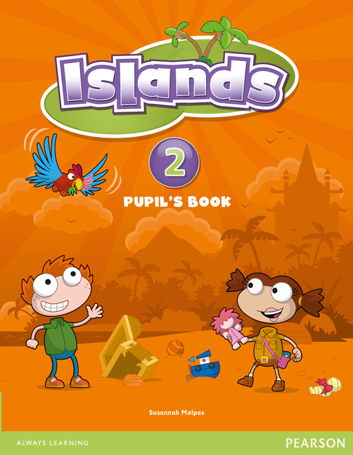 Islands: Level 2: Pupil's Book: Access Code