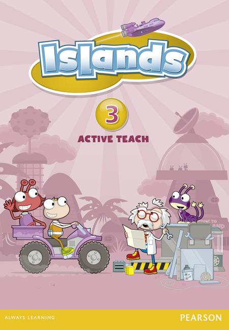 Islands Level 3 Active Teach teach pro физика дистанционное обучение