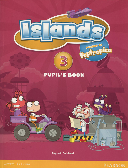 Islands: Level 3: Pupil's Book: Access Code