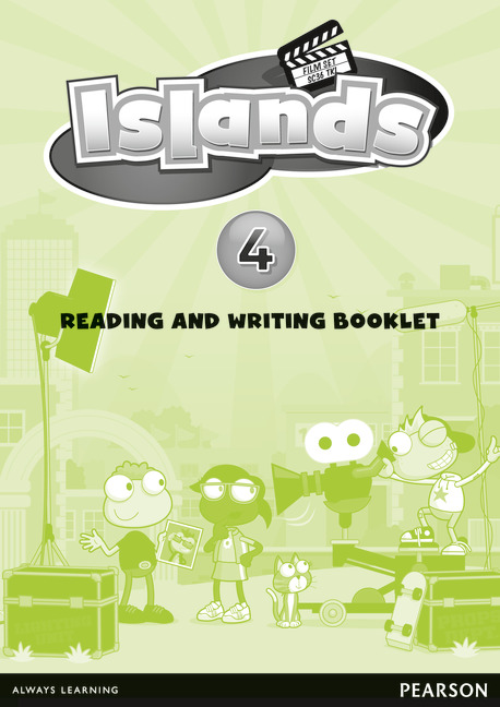 Islands Level 4 Reading and Writing Booklet