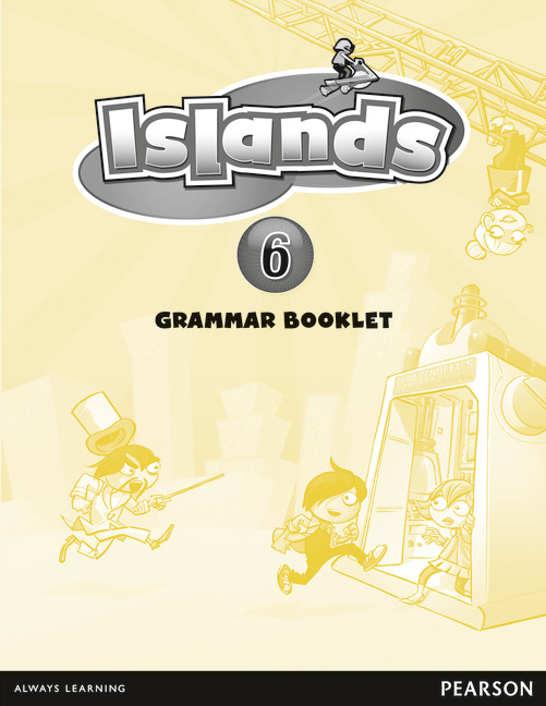 Islands Level 6 Grammar Booklet my grammar lab level advanced