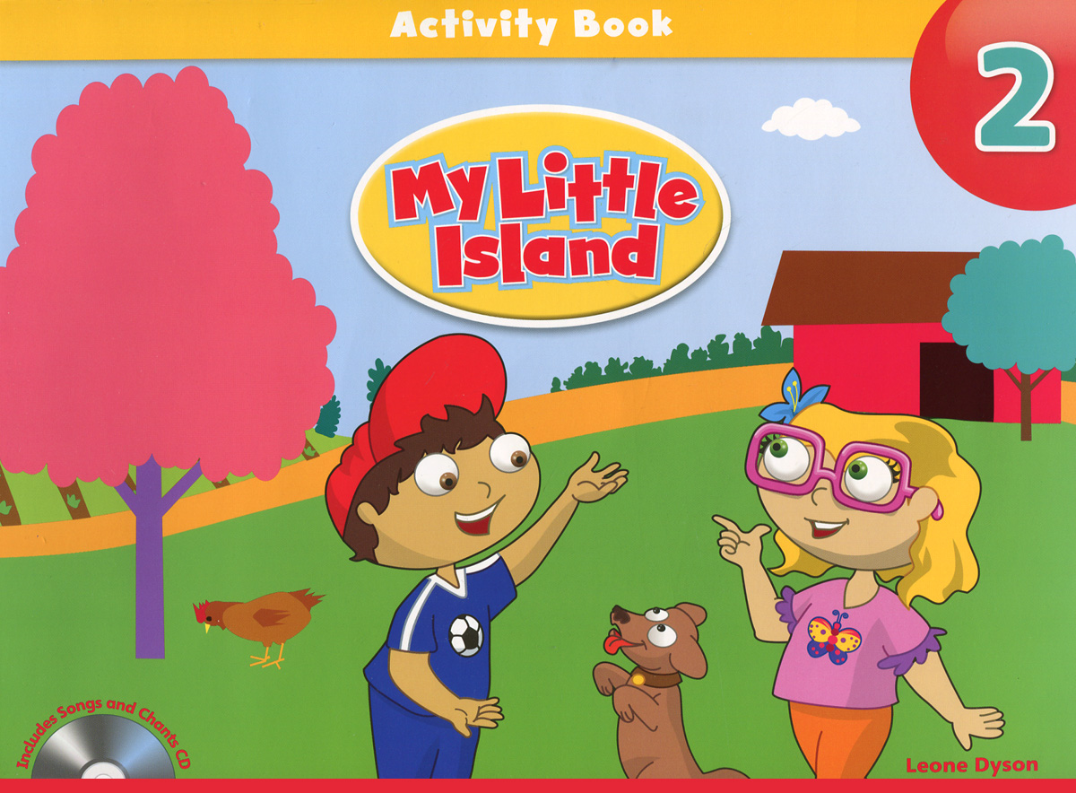 My Little Island 2: Activity Book (+ CD) merry team 6 activity book audio cd