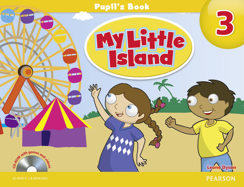 My Little Island: Level 3: Student's Book (+ CD-ROM) hot spot level 3 teacher s book cd rom