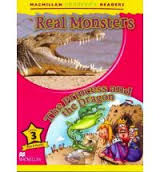 Macmillan Children's Readers Level 3 Real Monster/The Princess and the Dragon macmillan factual readers level 3 cars