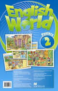English World Level 2 Poster world quest level 2 student s book