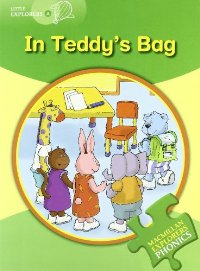 Little Explorers Phonics A: In Teddy's Bag little elevenparis 393471