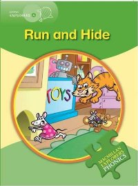 Little Explorers Phonics A: Run and Hide little elevenparis 393471