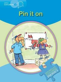 Little Explorers Phonics B: Pin It On little elevenparis 393471