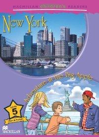 New York: Level 5: Adventure in the Big Apple футболка print bar new york apple