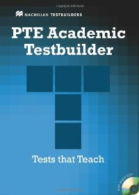 PTE Academic Testbuilder Student's Book with Audio CDs academic listening encounters life in society student s book with audio cd