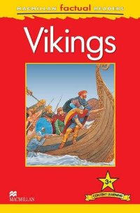 Macmillan Factual Readers: Level 3+: Vikings macmillan factual readers level 3 cars