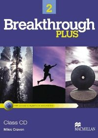 Breakthrough Plus 2 Class Audio CD (2) спот markslojd oland 103057