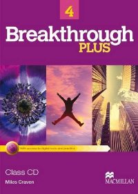 Breakthrough Plus 4 Class Audio CD (2) touchstone teacher s edition 4 with audio cd