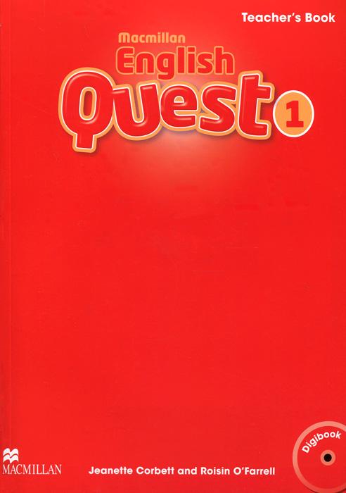 Macmillan English Quest 1: Teacher's Book (+ CD-ROM)