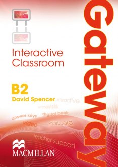 Gateway B2 Interactive whiteboard DVD-ROM (single user)