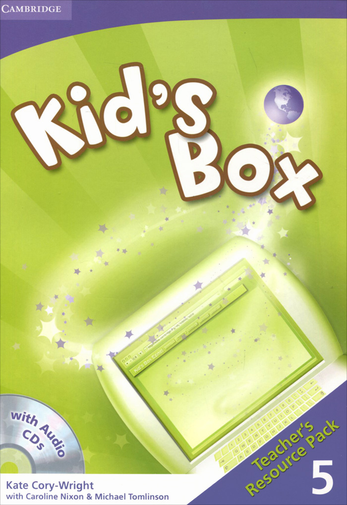 Kid's Box: Level 5: Teacher's Resource Pack (+ 2 CD) cambridge young learners english tests flyers 4 student s book