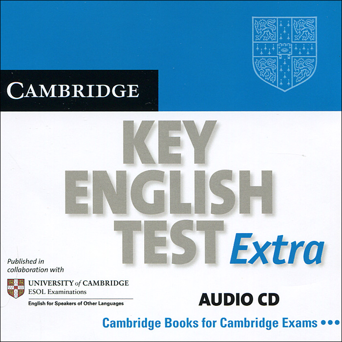 Cambridge Key English Test Extra (аудиокурс на CD) pass cambridge bec higher self study practice tests with key cd