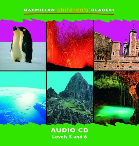 Macmillan Children's Readers Level 5 & 6 Level 5-6 Audio-CD brontё c jane eyre level 2 cd
