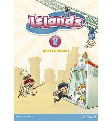Islands Level 6 Active Teach