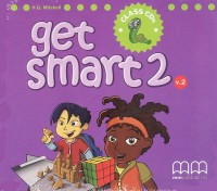 GET SMART 2 CLASS CD (V.2) merry team 1 teachers guide class cd