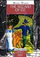 GRADED READERS CLASSIC STORIES - THE WIZARD OF OZ TEACHER'S BOOK (V.2)