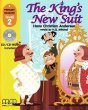 PRIMARY READERS - THE KING'S NEW SUIT SB (with CD-ROM) British & American Edition evans v new round up 5 student's book грамматика английского языка russian edition with cd rom 4 th edition