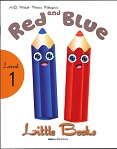 LITTLE BOOKS - RED & BLUE SB WITH CD ROM red men