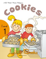 LITTLE BOOKS - COOKIES SB WITH CD ROM team up 1 sb reader with audio cd