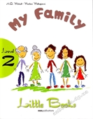 LITTLE BOOKS -MY FAMILY SB WITH CD ROM team up 1 sb reader with audio cd