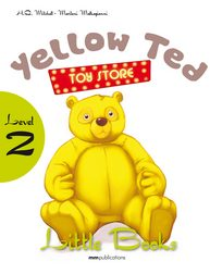 LITTLE BOOKS - YELLOW TED SB WITH CD ROM team up 1 sb reader with audio cd