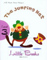 LITTLE BOOKS -  JUMPING HAT SB WITH CD ROM little books black ant sb with cd rom