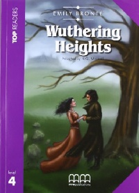 Top Readers Level 4 Wuthering Heights SBk+CD+Glossary цены онлайн