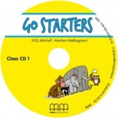 GO STARTERS CLASS CD merry team 1 teachers guide class cd