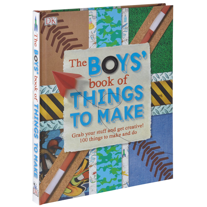 The Boys' Book of Things to Make 1000 things to make and do